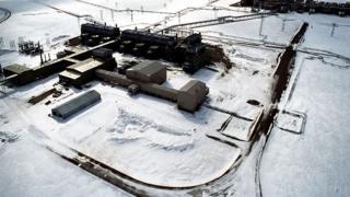 BP Prudoe Bay oil field