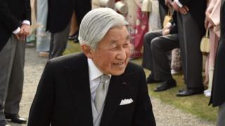 Umwami w'abami Akihito w'Ubuyapani