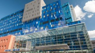 A £1.1bn revamp of the Royal London Hospital was funded through PFI