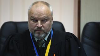 Суддя Сергій Дячук