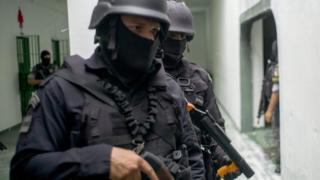 پلیس ضد شورش برزیل