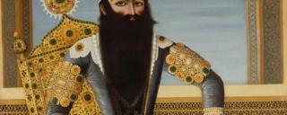The art of Iran's Qajar dynasty