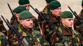 Belçika ordusu