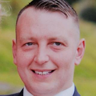 Gerard McMahon, 36, was from the Short Strand area of east Belfast