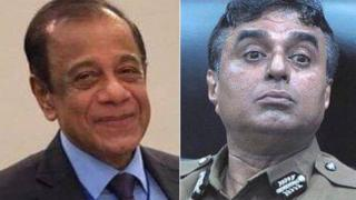 سری لنکا کے پولیس سربراہ اور سابق سیکریٹری دفاع