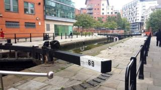 Canal safety fencing Manchester