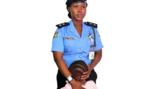 Aisha Ibrahim na Nwaanyị onye uweojii