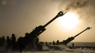 155mm towed howitzer for India