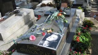 Bedd Edith Piaf