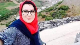 الصحفية المغربية هاجر الريسوني