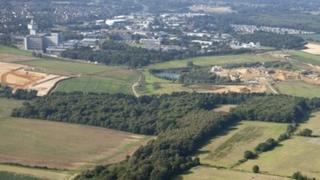 BT Adastral Park, Martlesham Heath