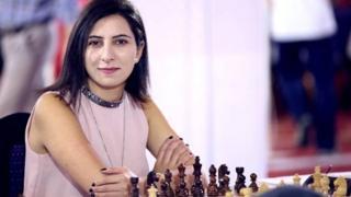 Армянская шахматистка Мария Геворгян