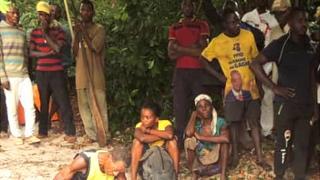 Abantu bumiwe mu gihe ibikorwa vyo gutabara bibandanya ku kiyaga Mai-Ndombe muri Kongo