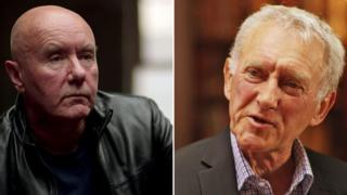 Irvine Welsh and James Kelman