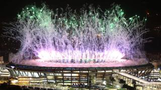 Images Has the Olympics been a success for Brazil? - BBC News 1