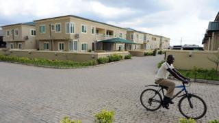 new housing in Nigeria