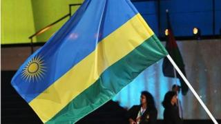 Bendera mpya ya Rwanda