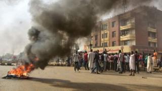 Abigaragambya i Khartoum muri Sudani