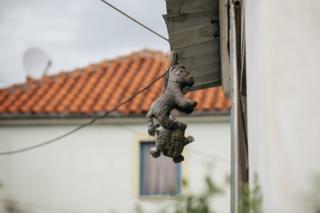 Игрушки-обереги в Албании