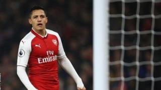 Alexis Sanchez alijiunga na Arsenal kutoka Barcelona kwa dau la £35m