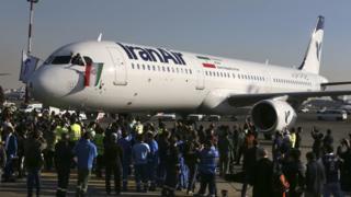 Teheran, Iran, Airbus