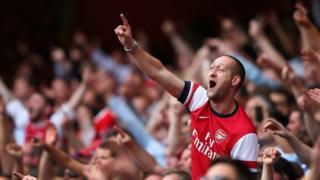 Aficionado de Arsenal