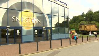 Snibston Discovery Museum, in Coalville, Leicestershire