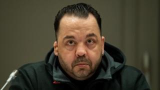 Niels Högel in court