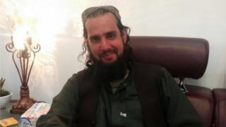 Shahbaz Taseer after his release (tweeted by Inter Services Public Relations)