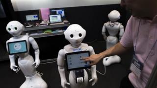 Bakım robotları