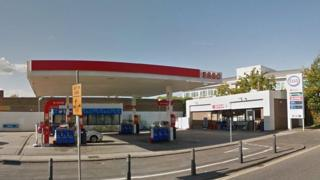 Esso in Downshire Way, Bracknell