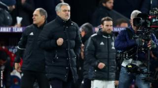 Mourinho ataka kuifunza Man United kwa muda mrefu