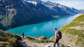 नॉर्वे, जलवायु परिवर्तन