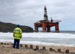 Transocean Winner at Dalmore, Lewis