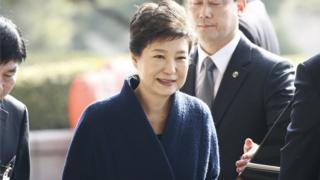 Park Geun-hye, Korea Selatan, Seoul