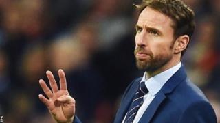Gareth Southgate amaze gutsinda Scotland na Malta, hanyuma nganya na Espagne hamwe na Slovenie
