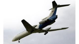 เครื่องบินตู-154