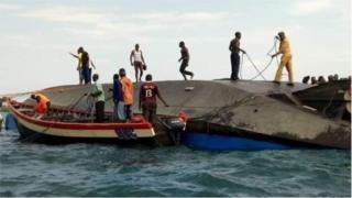 ajali hiyo ya kivuko cha MV Nyerere.