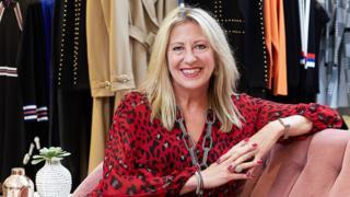 Chief executive of Jarrold Retail Minnie Moll