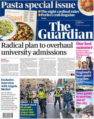 Guardian 27 June