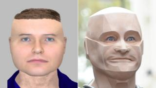E-fit from Northants Police