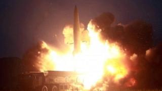 این موشکها به سوی دریای ژاپن پرتاب شدهاند