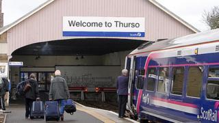 Thurso station