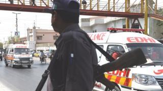 سندھ پولیس ( فائل فوٹو)