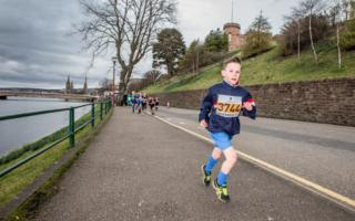 Inverness Half Marathon and 5k