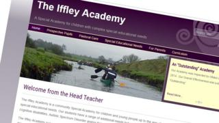 Iffley Academy website