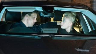 Nathan and Bethany in Coronation Street