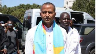Moise Katumbi est un ancien gouverneur du Katanga.