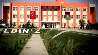 یکی از مدارس افغان-ترک در شهر مزارشریف