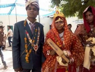Pengantin di India